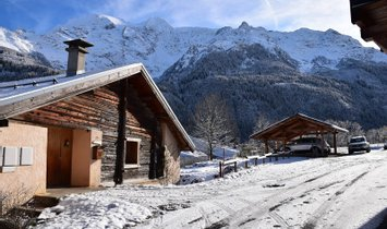 Chalet in Les Contamines-Montjoie, Auvergne-Rhône-Alpes, Frankreich 1