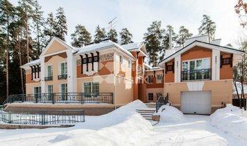 Дом в Лес, Москва, Россия 1