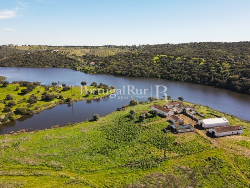 Farm Ranch in Fronteira, Portalegre District, Portugal 1