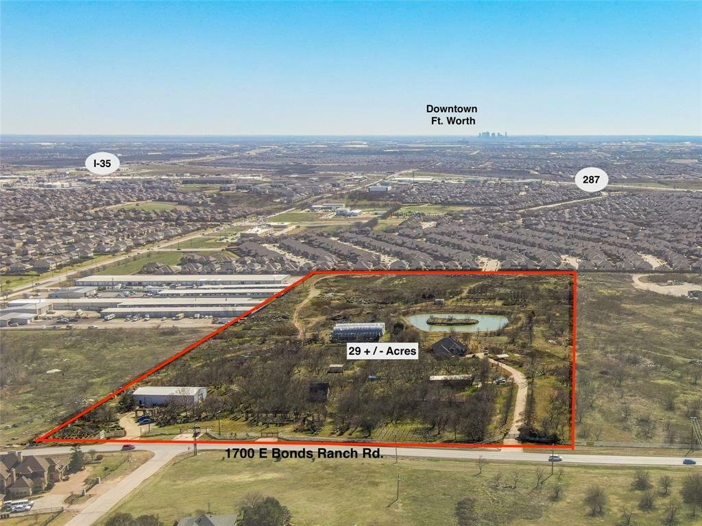 Land in Fort Worth, Texas, United States 1 - 11339932