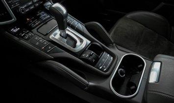 2017 Porsche Cayenne Platinum Edition $68,490 MSRP
