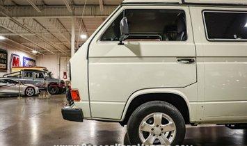 1986 Volkswagen Vanagon Westfalia Camper
