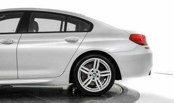2017 BMW 6 Series 640i Gran Coupe M - Edition $87,795 MSRP