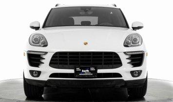 2017 Porsche Macan S $65,405 MSRP