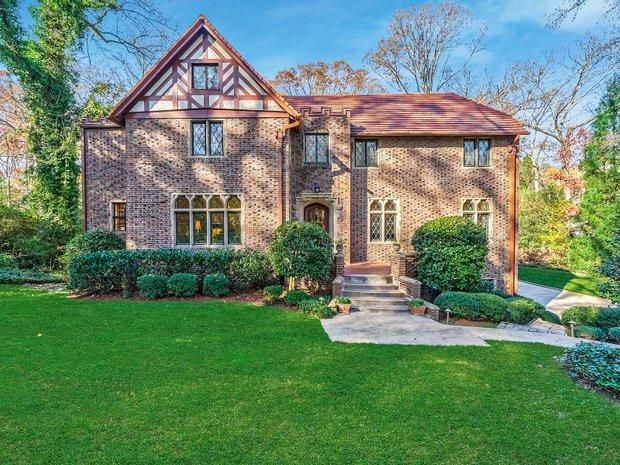 House in Atlanta, Georgia, United States 1