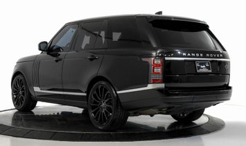 2017 Land Rover Range Rover 3.0L V6 Supercharged Vision Assist - Drive Pkg - Pano Roof