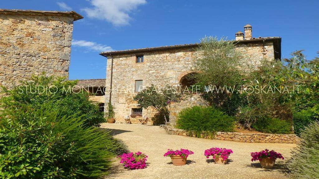 Country House in Siena, Tuscany, Italy 1 - 11367113