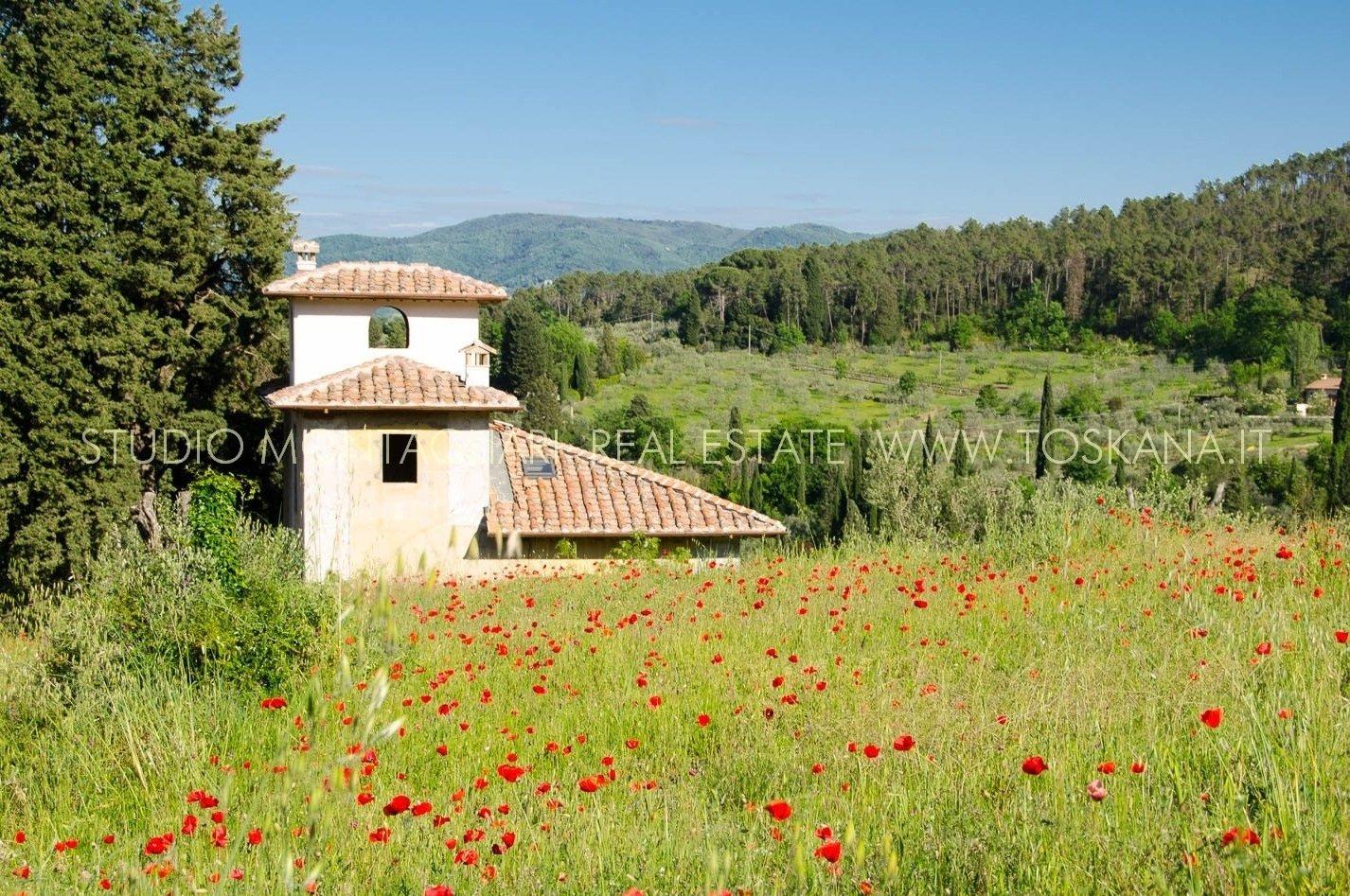 Villa in Florence, Tuscany, Italy 1 - 11362099