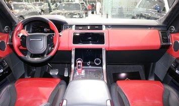 2019 Land Rover SPORT SVR