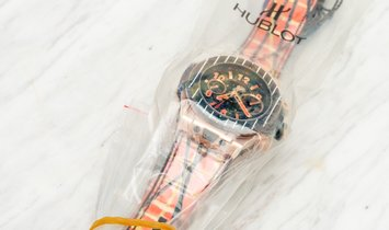 Hublot Big Bang Unico 411.OQ.1189.NR.ITI18 Teak Italia Independent in Rose Gold Limited Edition