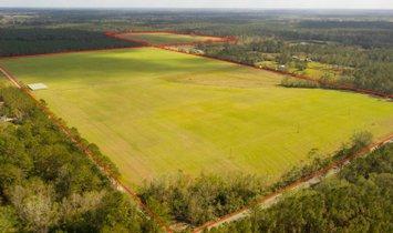 Land in DeRidder, Louisiana, Vereinigte Staaten 1