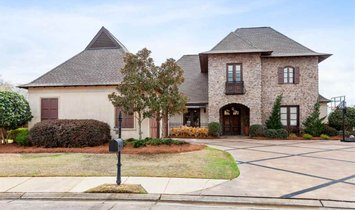 House in Flowood, Mississippi, United States 1