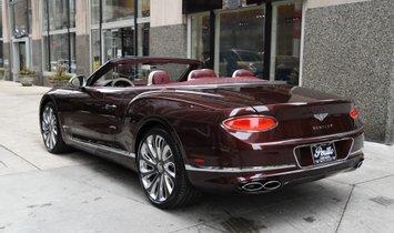 Bentley continental GT V8 Mulliner Convertible