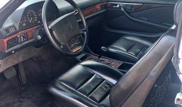 1987 Mercedes-Benz 650i