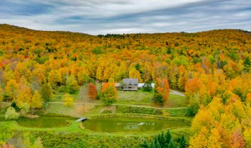 House in Enosburg, Vermont, United States 1