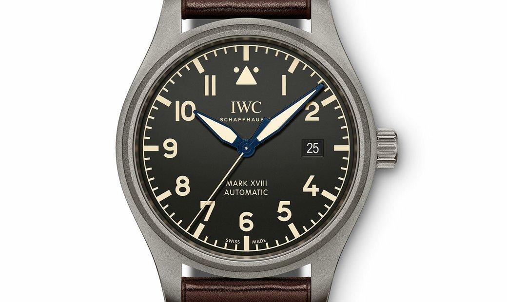 IWC PILOT'S WATCH MARK XVII HERITAGE IW327006