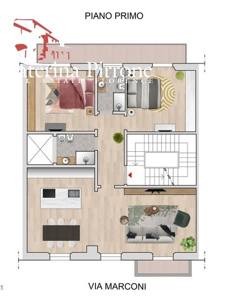Apartment in Florence, Tuscany, Italy 1 - 11370953
