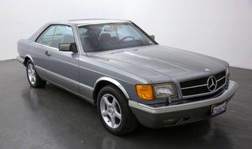 Mercedes-Benz 560SEC