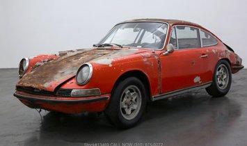 Porsche 912 3 Gauge Sunroof