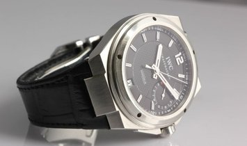IWC INGENIEUR RESERVE BLACK DIAL 45.5MM IW500501