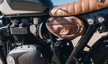 Triumph T120 TRACKER style by BAAK motorcycle