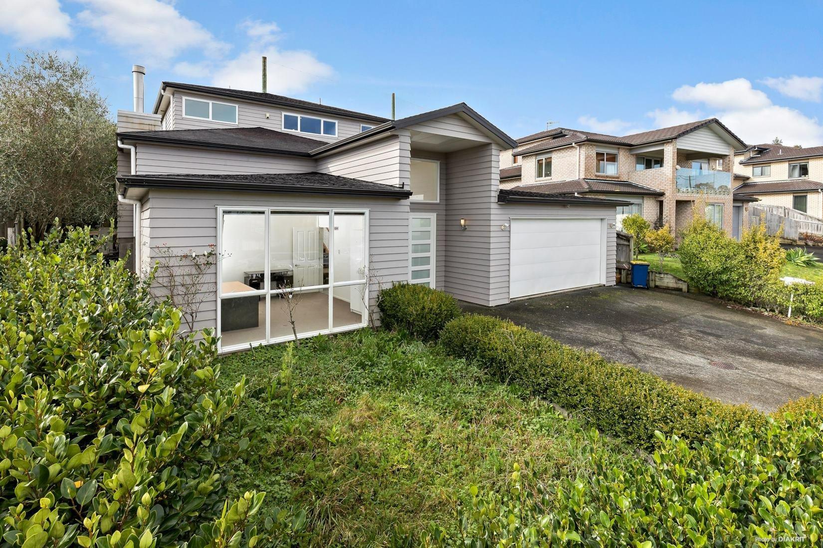 House in Schnapper Rock, Auckland, New Zealand 1