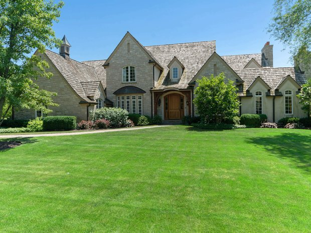 House in Lake Bluff, Illinois, United States 1