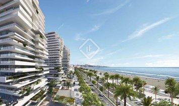 Апартаменты в Málaga, Андалусия, Испания 1