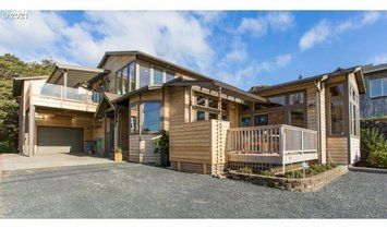 House in Cannon Beach, Oregon, United States 1