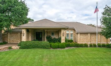 House in Mansfield, Texas, United States 1