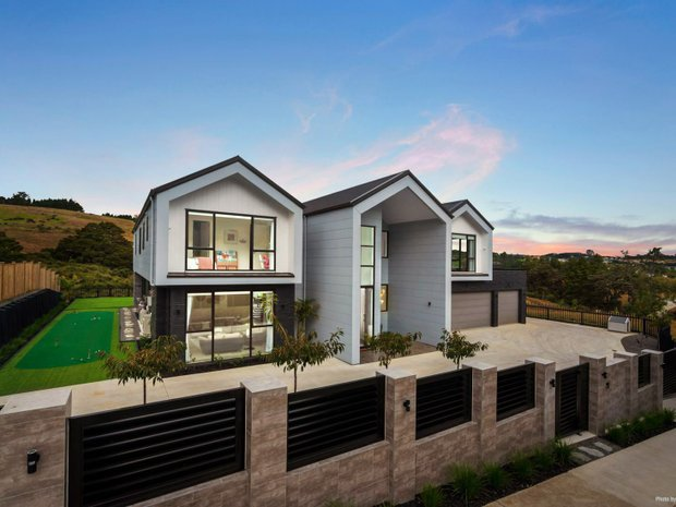 House in Flat Bush, Auckland, New Zealand 1