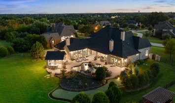 House in Prosper, Texas, United States 1