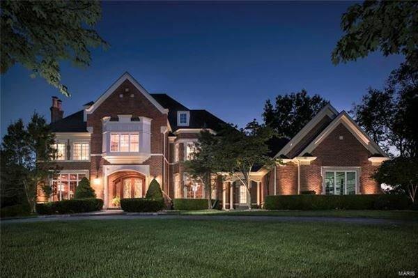 House in Creve Coeur, Missouri, United States 1 - 11313949