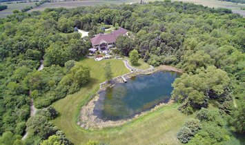 House in Lauderdale Lakes, Wisconsin, United States 1