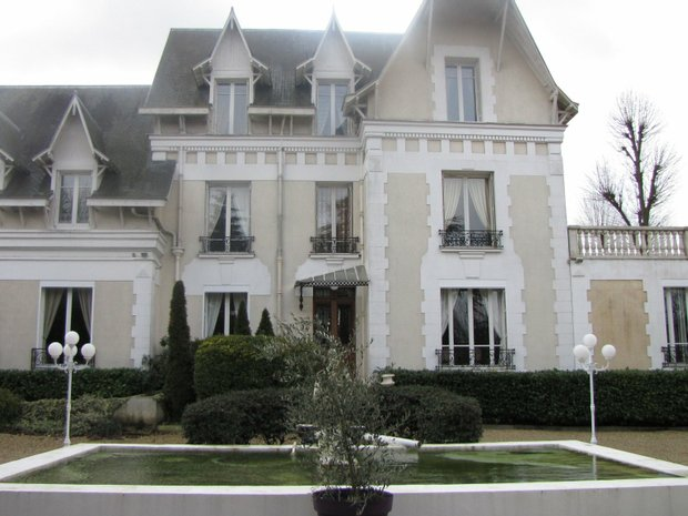 House in L'Isle-Adam, Île-de-France, France 1