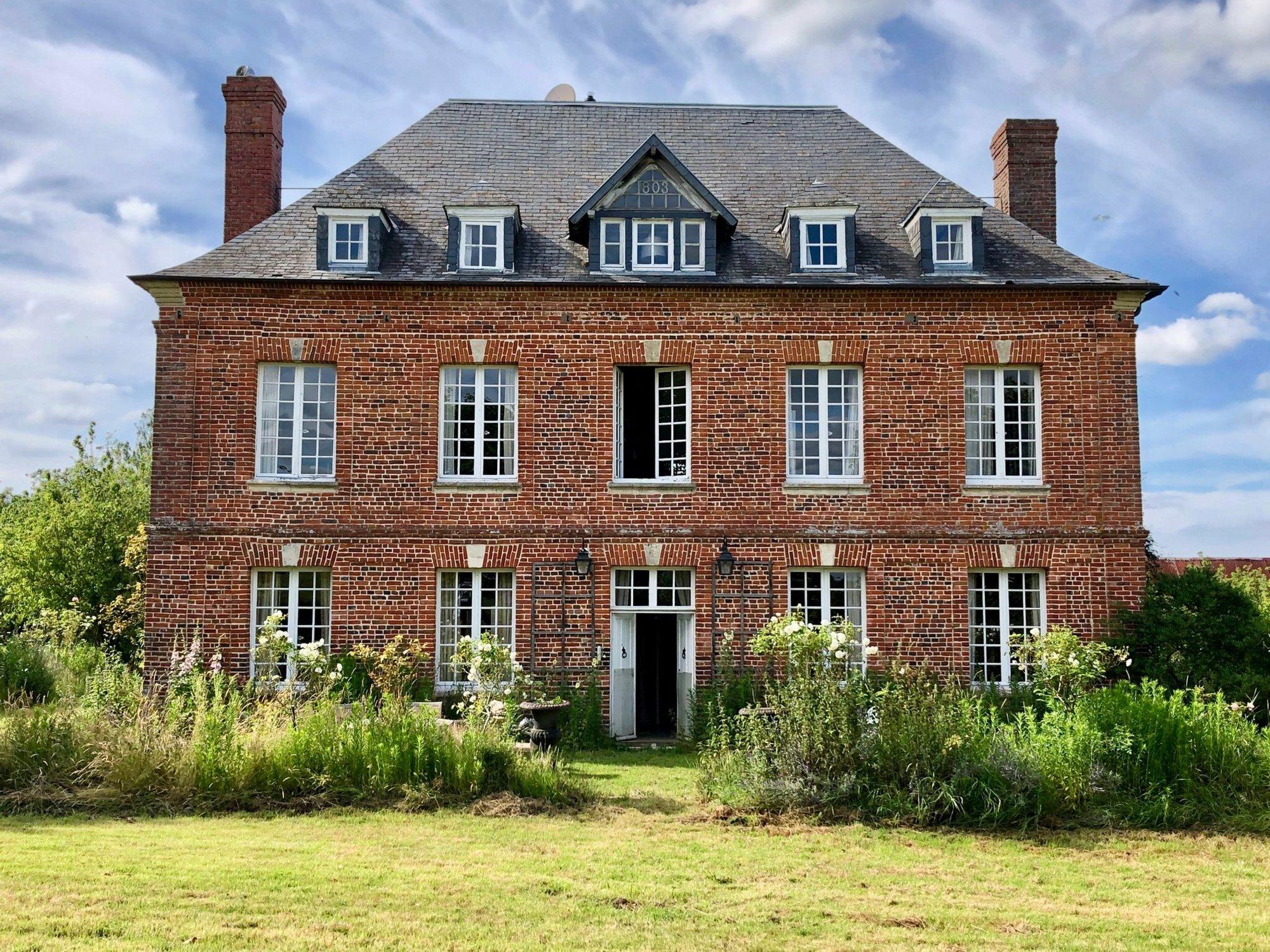 House in Pont-l'Évêque, Normandy, France 1