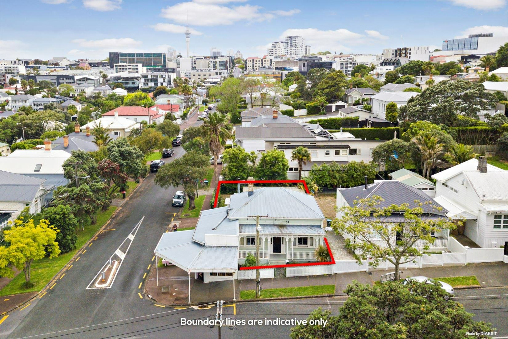 House in Grey Lynn, Auckland, New Zealand 1