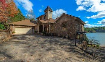 House in Blue Ridge, Georgia, United States 1