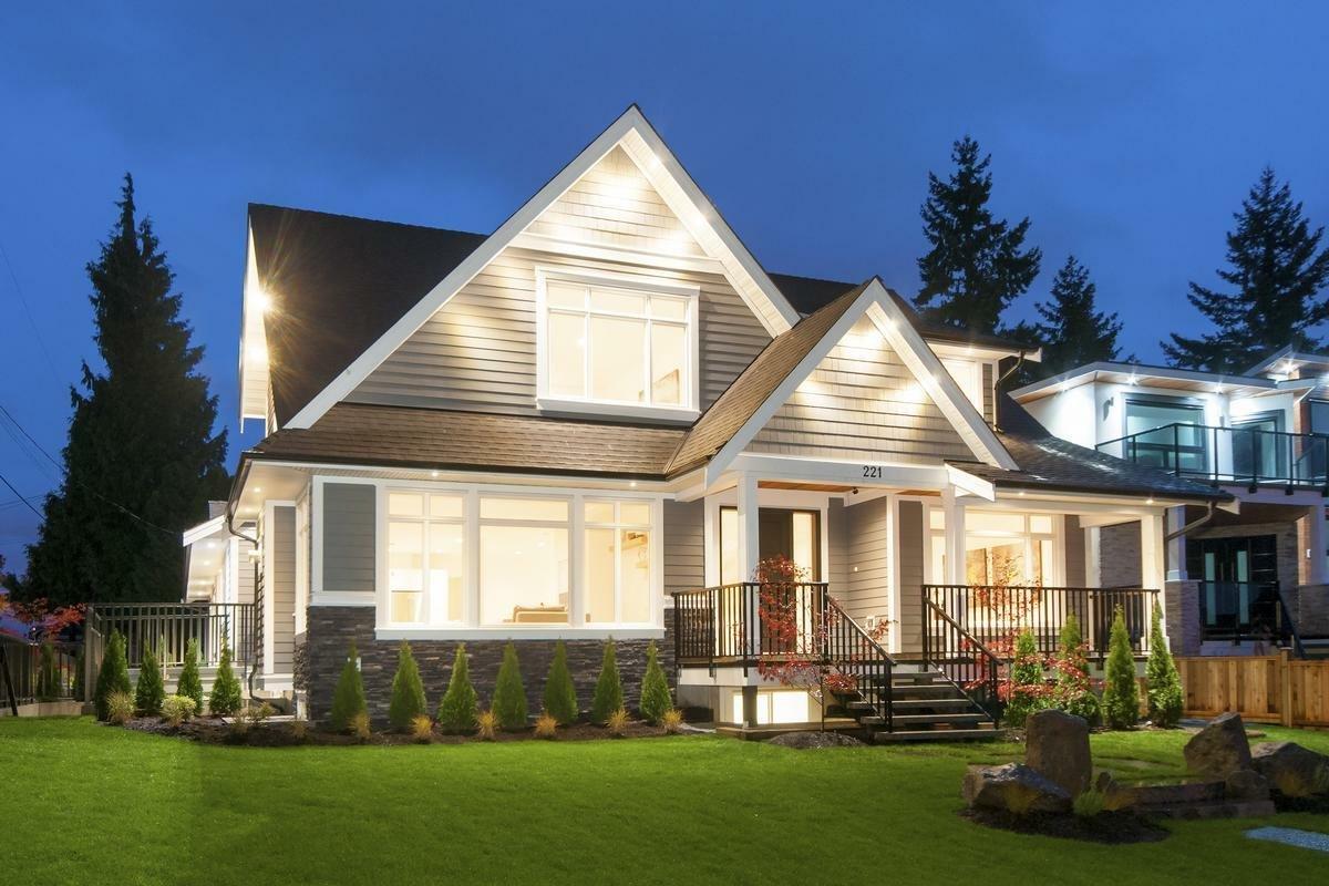 House in Coquitlam, British Columbia, Canada 1