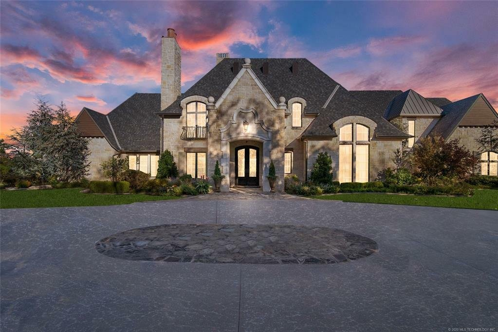 Дом в Биксби, Оклахома, Соединенные Штаты Америки 1 - 11324143