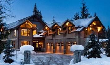 House in Whistler, British Columbia, Canada 1