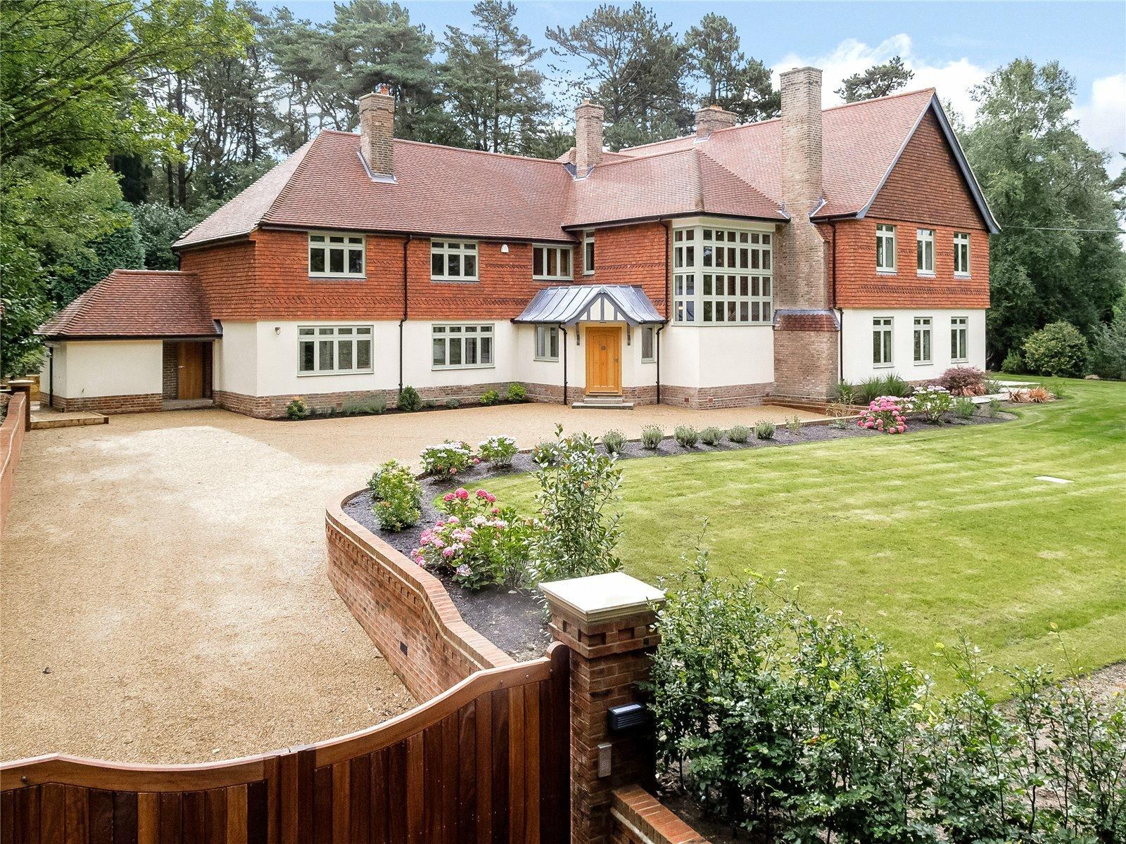 House in Hindhead, England, United Kingdom 1