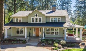 House in Cedar Hills, Oregon, United States 1