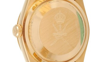 Rolex Rolex Day-Date President Khanjar Watch 118238
