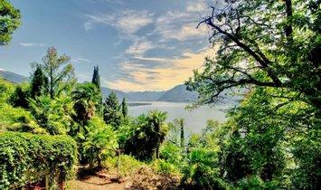 Land in Ronco sopra Ascona, Tessin, Schweiz 1