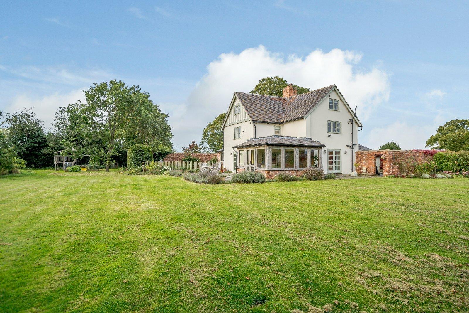 House in Nantwich, England, United Kingdom 1
