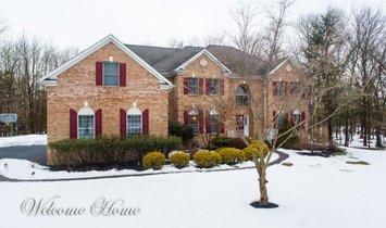 Haus in Montgomery Township, New Jersey, Vereinigte Staaten 1