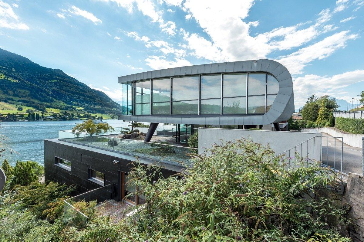 House in Küssnacht, Schwyz, Switzerland 1
