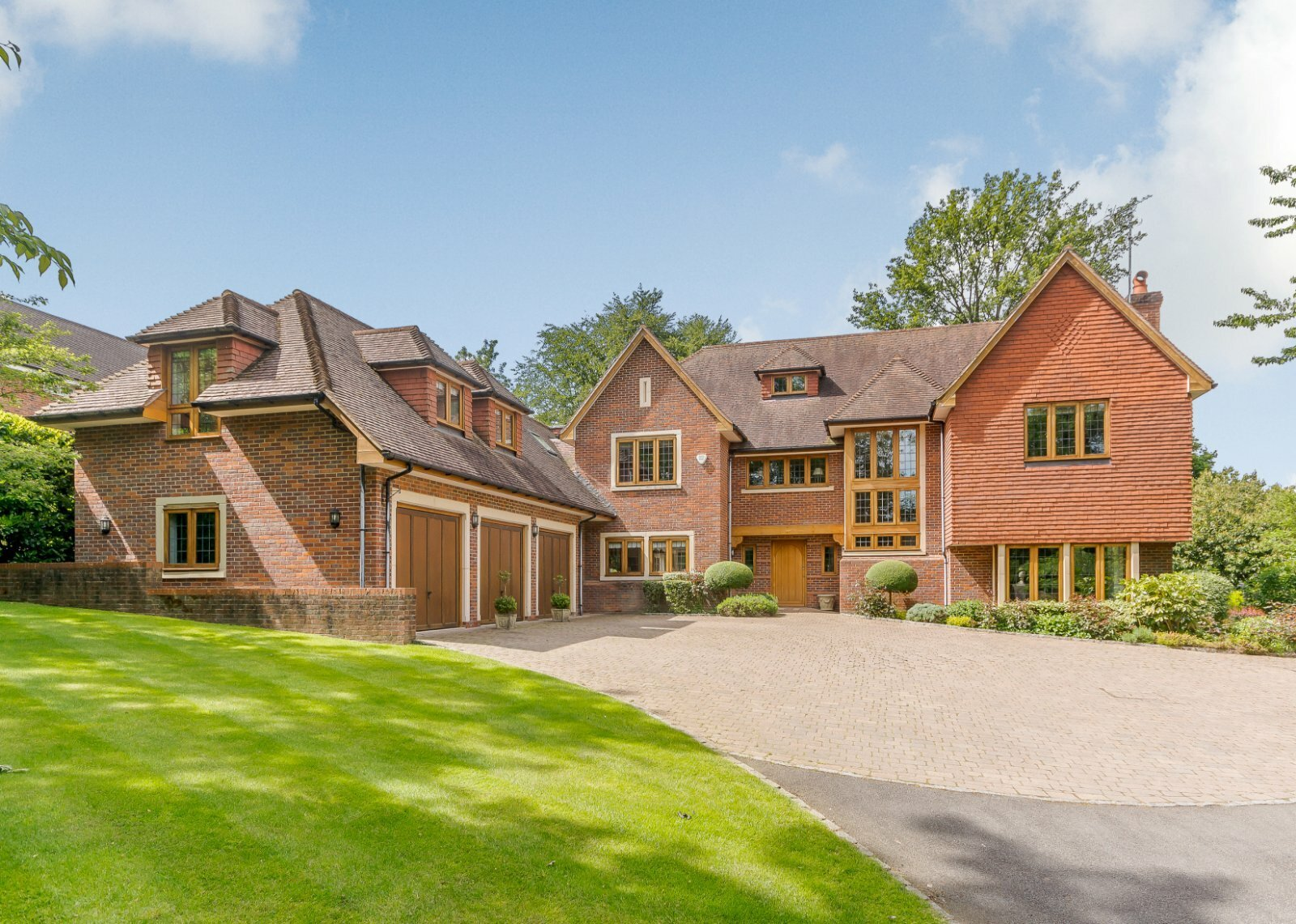 House in Chalfont Saint Giles, England, United Kingdom 1