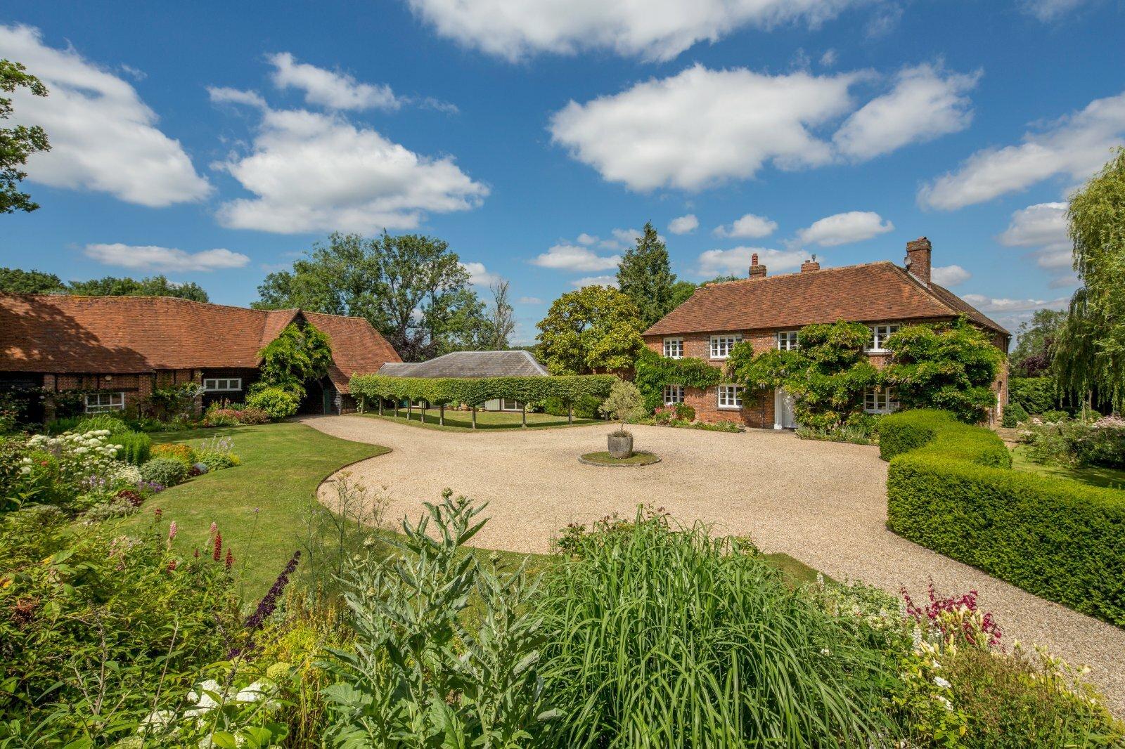 House in Kingsclere, England, United Kingdom 1
